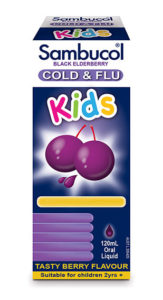 Sambucol Kids Cold & Flu Liquid